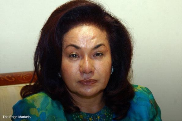 大马首相夫人涉以1MDB资金购价值3000万美元珠宝