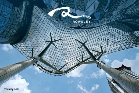 What does Rowsley's plan to buy S$1.9 bil in healthcare assets mean for investors?