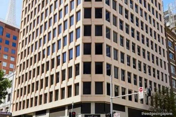 Roxy-Pacific to sell Sydney CBD office building for S$153.4 mil