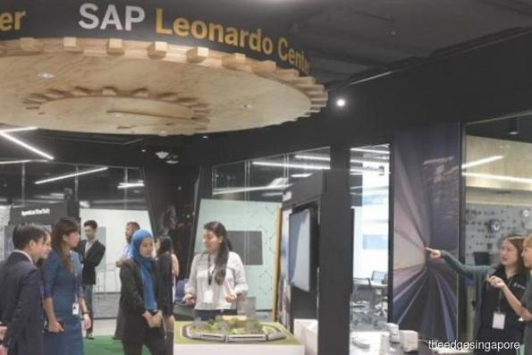 Fifth global SAP Leonardo Center launched in Singapore