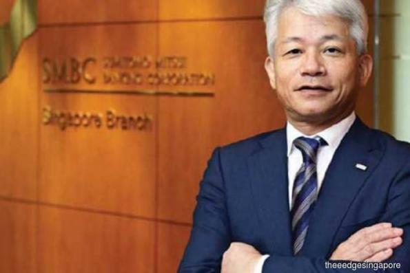 Smart bank: Sumitomo Mitsui Banking Corp's digital journey