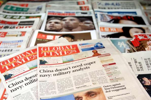 Chinese paper says U.S. should learn from China, restrict guns, protect rights