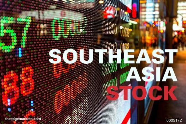 SE Asian stocks rise on upbeat China data; Philippines closes at record high