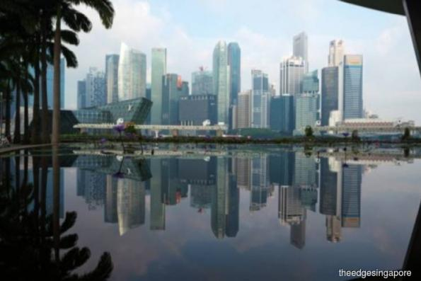 Trade protectionism, China economy seen as increasingly risky to Singapore's GDP growth