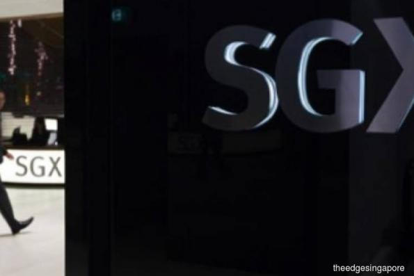 SGX posts 3% y-o-y decline in market turnover for Nov
