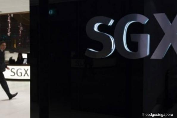SGX posts 13% y-o-y drop in total securities market turnover to S$16.7 bil for December