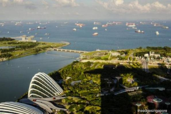 More than half of Singapore companies' total revenues derived from foreign markets
