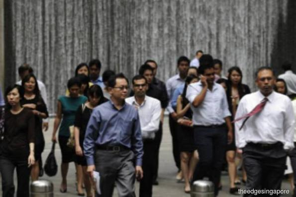 Close to half of Singaporean workers plan to quit their current jobs within a year: survey