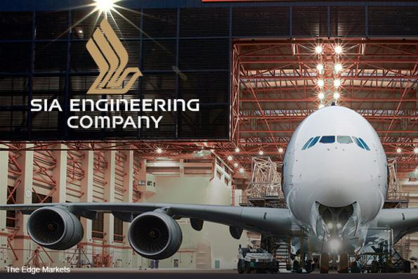 SIA Engineering taking flight with its partners