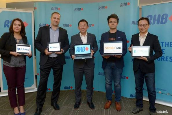 RHB Bank targets 2,500 new registrations in 12 months for RHB SME e-Solution