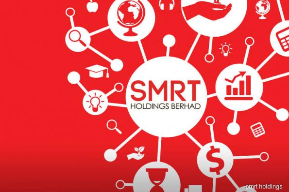 3.32% SMRT Holdings stake traded off market