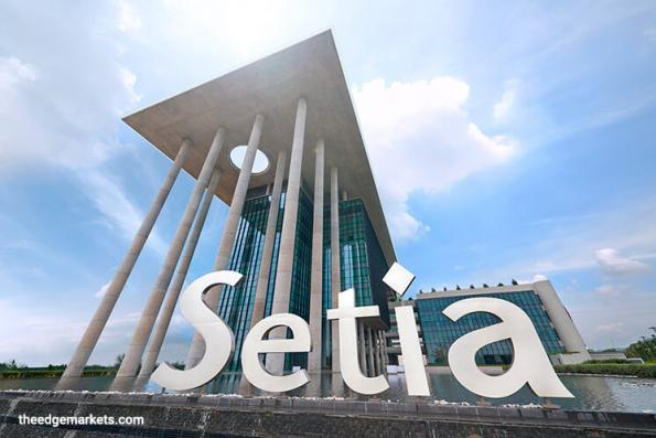 SP Setia down 7% on cash call for I&P Group acquisition