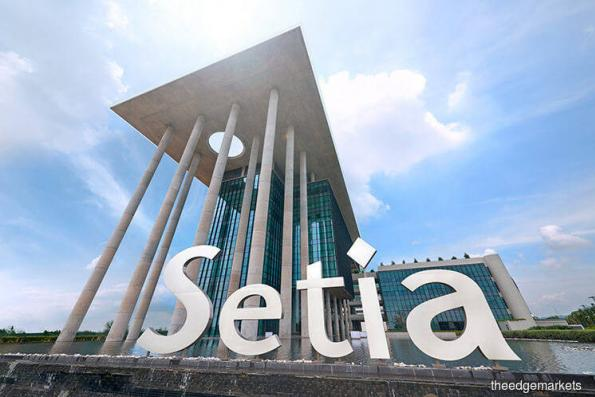 SP Setia raises RM998m from share placement