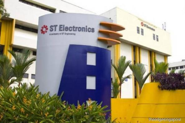 ST Electronics records S$742 mil worth of contract wins in 4Q