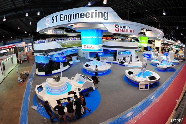 ST Engineering aerospace arm wins new contracts worth S$1.1 bil in 1Q