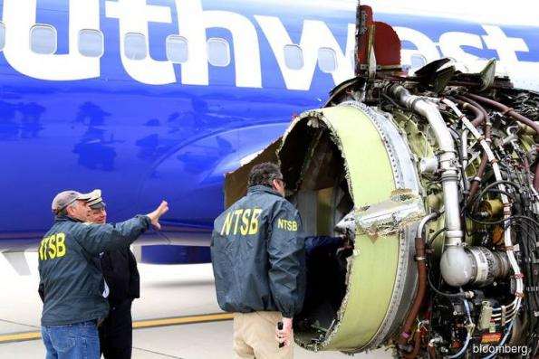 Failed Southwest Air jet engine had passed seven inspections