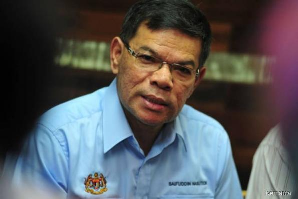 Sudden spike in PKR membership because party now in power — Saifuddin