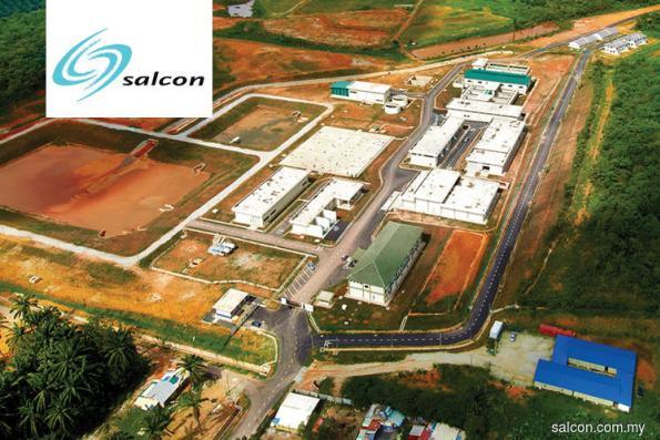 Salcon bags RM9.95m sewage treatment plant job