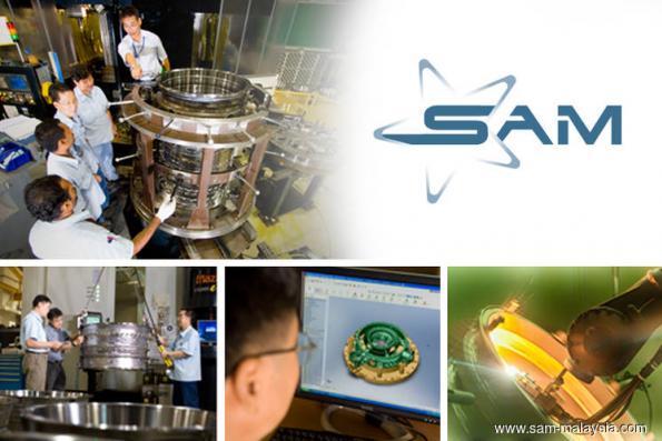 Sam Engineering 4Q net profit up 14% to RM20.9m