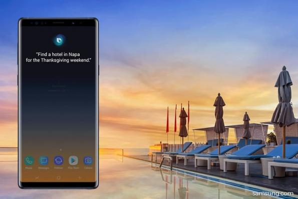 Samsung to challenge Amazon's Alexa by letting developers make apps for its Bixby voice assistant