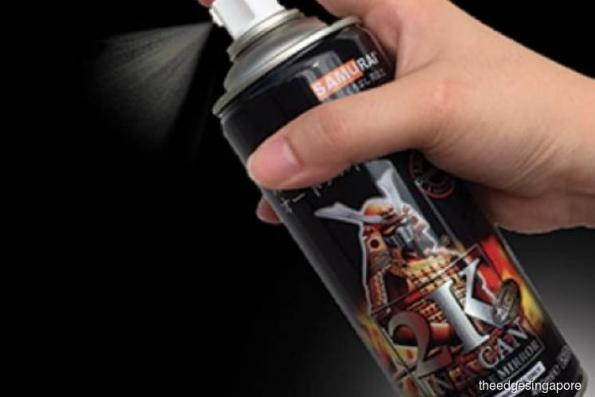 Samurai 2K Aerosol awards exclusive distributorship for Cambodian market
