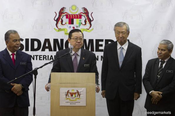 Samurai bond lead arrangers were picked on merit, Guan Eng says