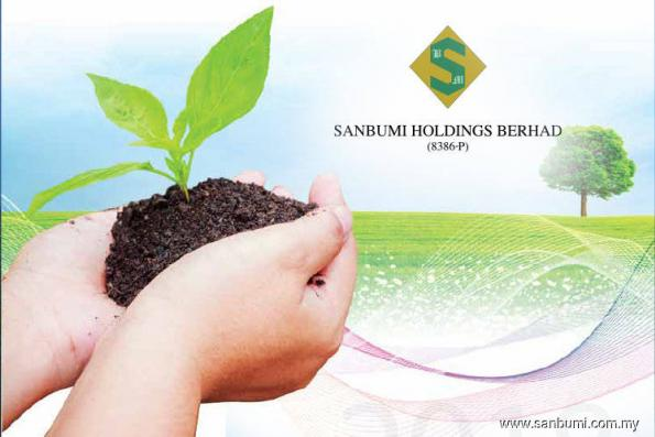 Sanbumi to raise RM3.9m via placement of shares to founder