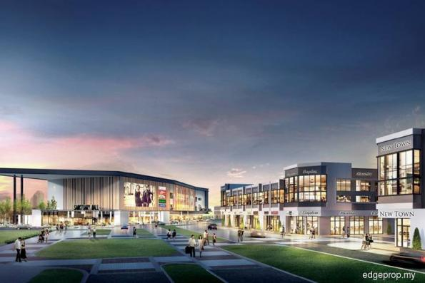 Phase 1 of mall at Eco Sanctuary targets to open end of next year