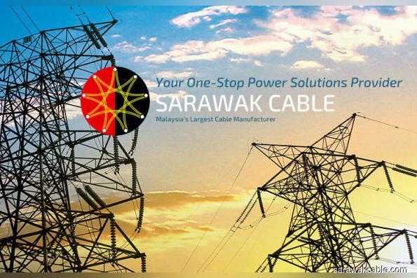 Kitchen sinking to turn around Sarawak Cable