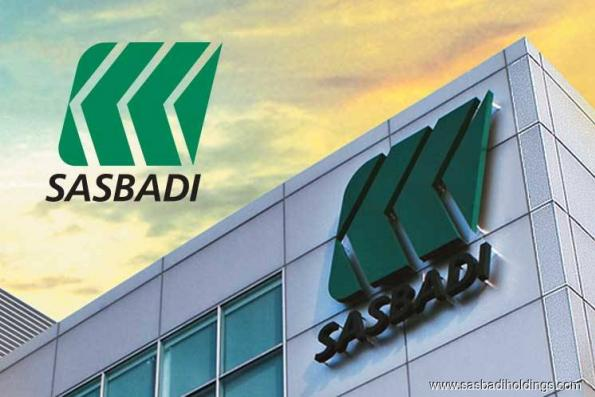 Sasbadi active, jumps 8.33% on sustained buying momentum
