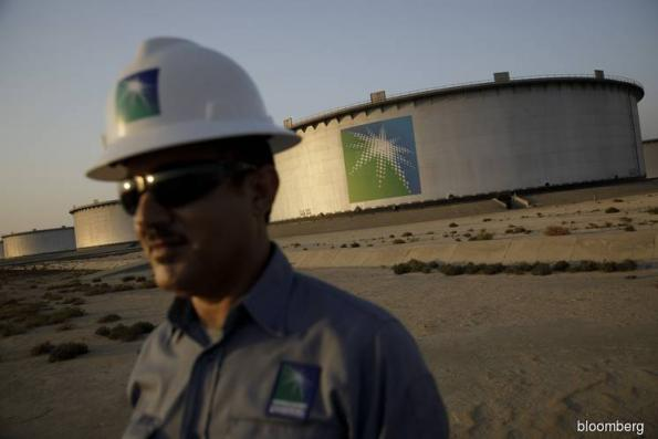 Saudis boost oil reserves ahead of Aramco's planned IPO