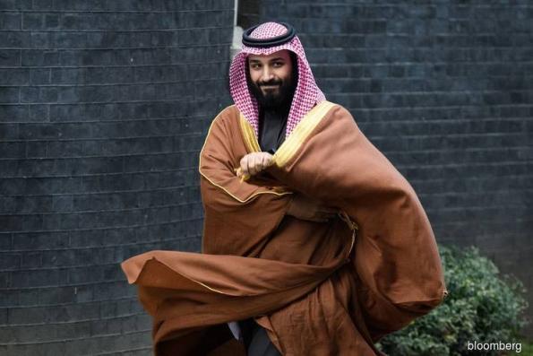 Saudi prince starts Asia trip pledging US$20 bil for Pakistan