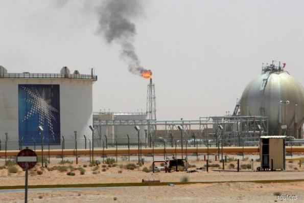 Petronas-Saudi RAPID refinery offloads first oil cargo