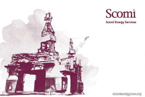 联营公司开采首桶油 Scomi Energy升3.45%