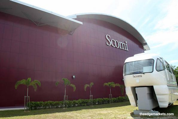 Scomi Engineering unit files suit to get Prasarana, Rapid Rail to retract statements over four-car monorail trains