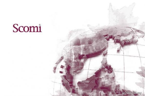 Scomi Group总执行长Shah Hakim辞职 谢国辉接任