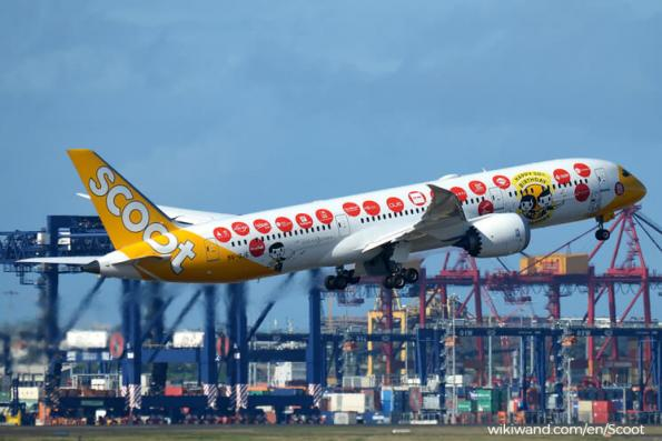 Scoot to pick up four Boeing 787 Dreamliners in 2017