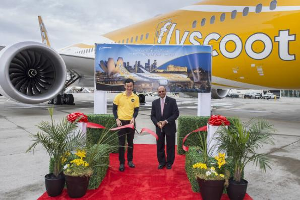 Scoot takes delivery of four 787-8s this year, flies to Athens in June