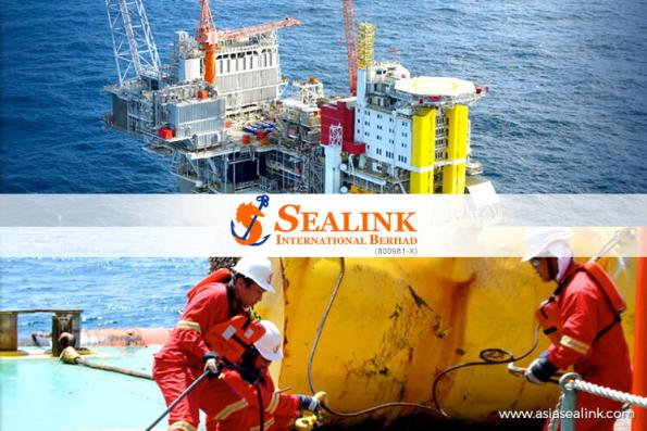 Sealink bags charter contract and sells vessels
