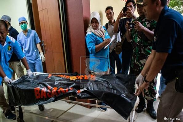 Search radius for ill-fated Lion Air aircraft expanded to 15 nautical miles