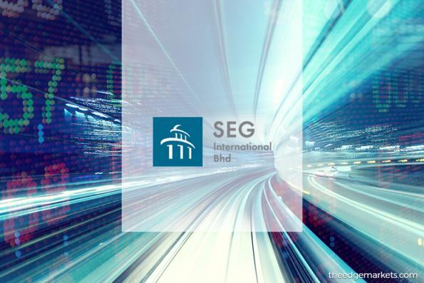 Stock With Momentum: SEG International