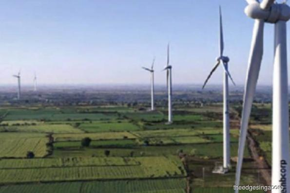 Sembcorp wins another bid in India's second wind power auction