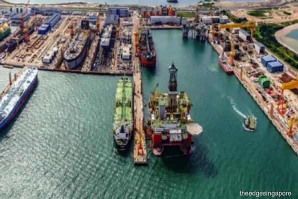 Sembcorp Marine reports lower 1Q earnings of S$5.3 mil on lower contributions from platforms division