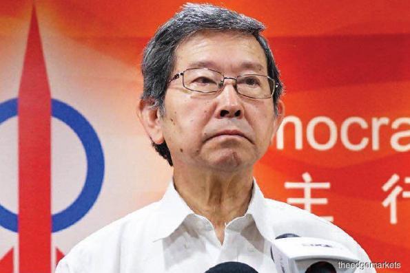 DAP drops Seng Giaw after eight terms as Kepong MP