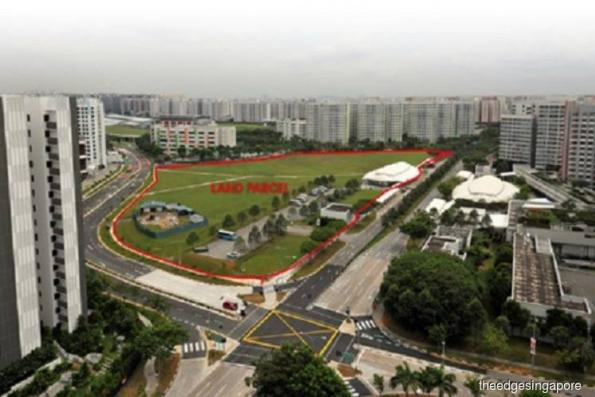 CapitaLand-CDL JV secures prime site in Sengkang Central for S$777.8 mil