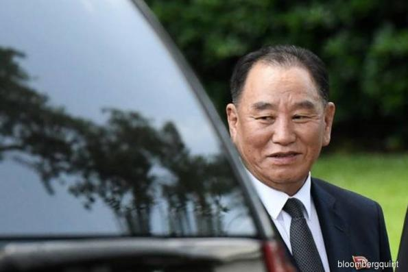 Senior Kim Jong Un aide is said to meet Pompeo in U.S. on Friday