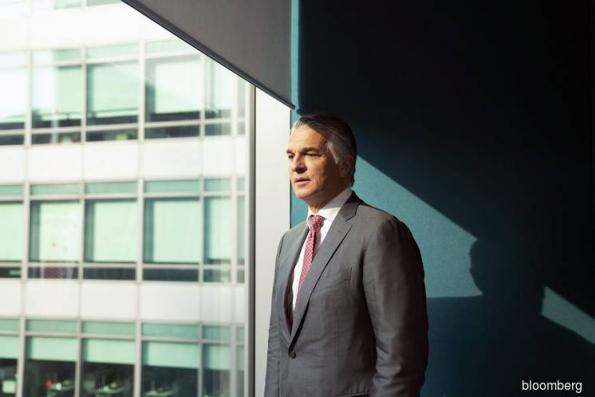 UBS CEO says protecting dividend is priority following fine