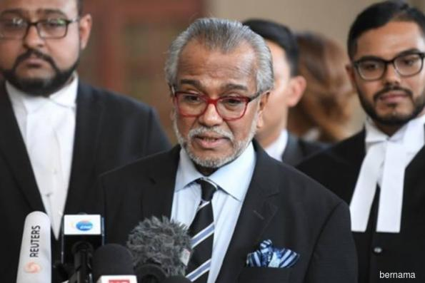 AG to sue Shafee for contempt of court — report