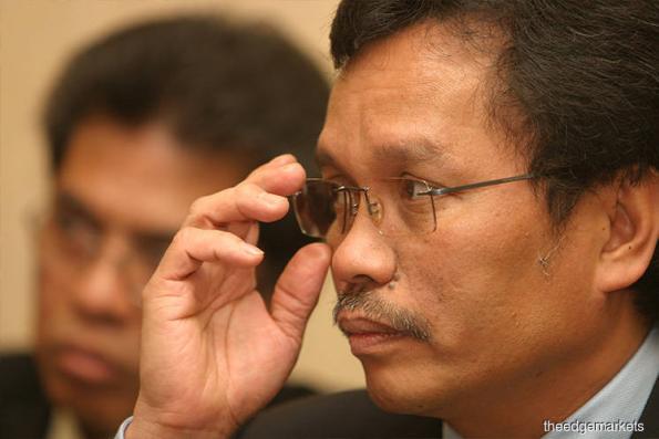 MACC arrests Shafie Apdal in Sabah embezzlement probe