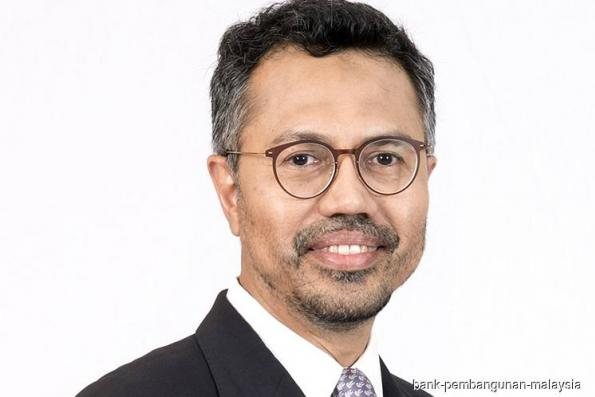 Shaharuddin is new president and group CEO of Bank Pembangunan